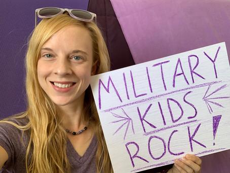 Kids Serve Too- Guest Blog!