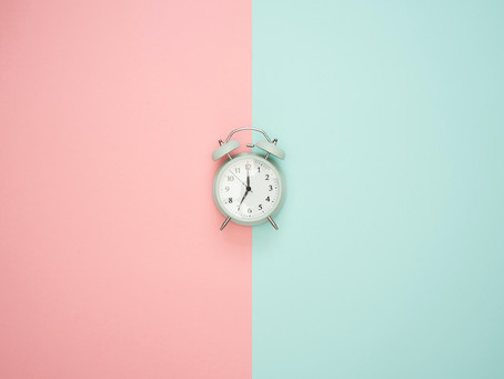 5 REASONS TO END ON TIME