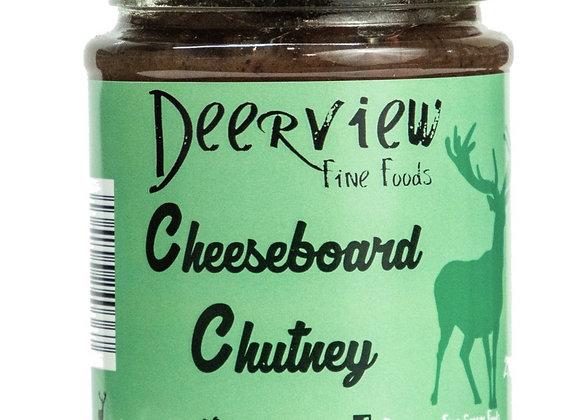 Cheeseboard Chutney 290g Deerview Fine Foods
