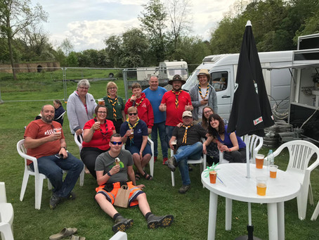 Fundraising Target Smashed at Moira Canal Festival 2019