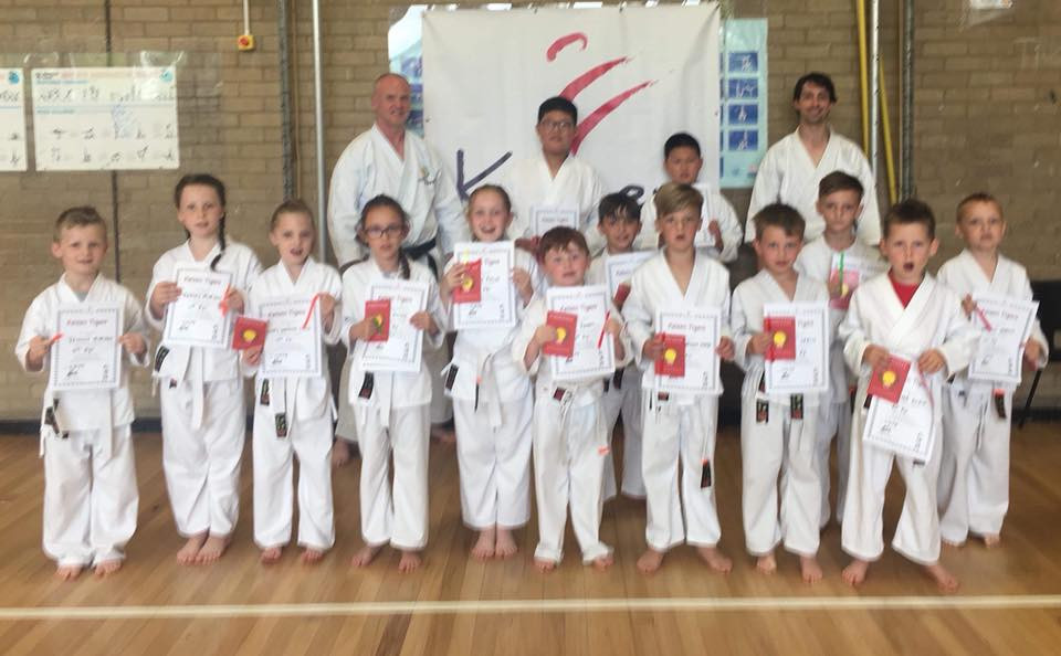 Grimsby Mini Martial Artists