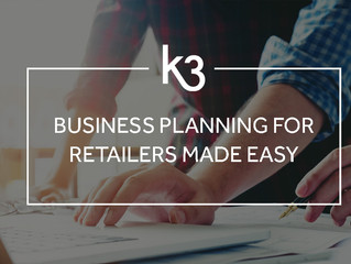 Business planning for retailers made easy: translating revenues and profits into product volumes