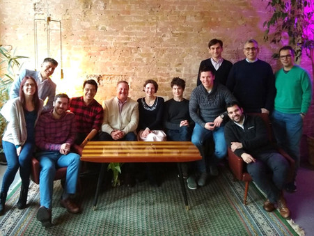 In-house Sales Training. Emnify, Berlin, Germany, March 2019 class review