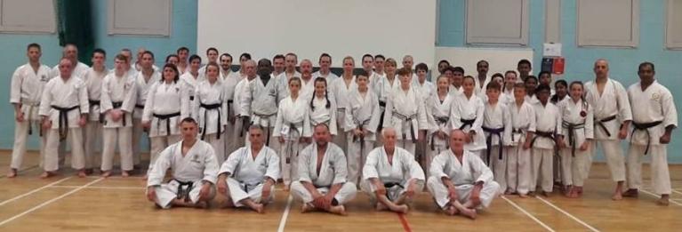 JKS Brown & Black Belt Course                  Sunday 3rd June 2018