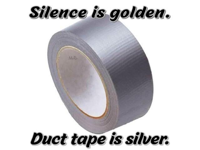 Funny Duct Tape Meme