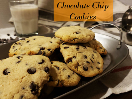 Keto Chewy Chocolate Chip Cookie Recipe