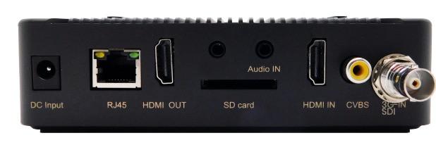 Encodeur streaming AVONIC