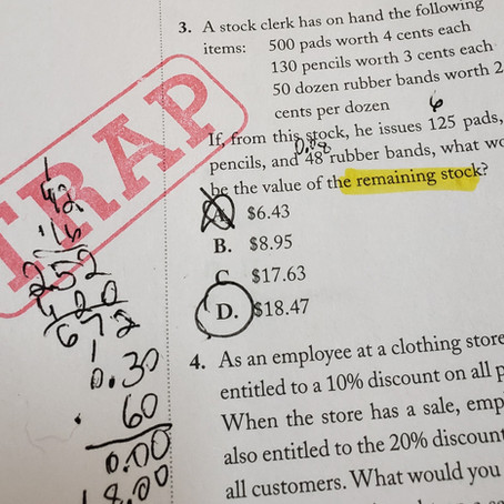 Why the SAT Sucks!