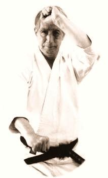 Sensei Hidetaka Nishiyama
