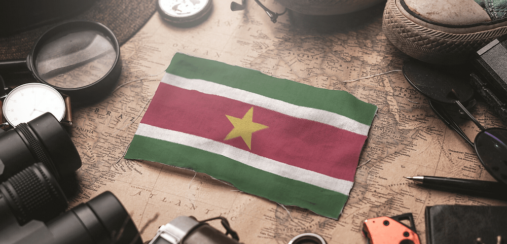 Suriname travel report
