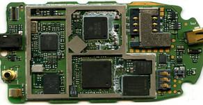 Motorola V171, PCB