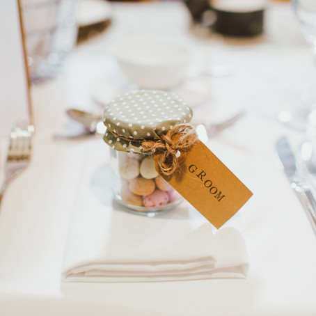 7 Unique Wedding Favors for your Guests