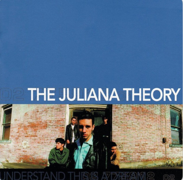 The Juliana Theory - Understand This Is a Dream album art