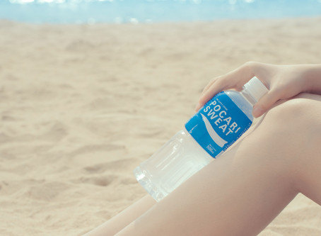 POCARI SWEAT Online Campaign Photo Album