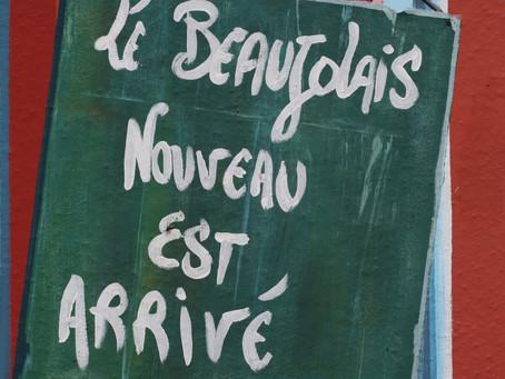 It's (almost) Beaujolais Nouveau Time!