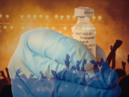 Todas nuestras esperanzas son la misma: La Vacuna