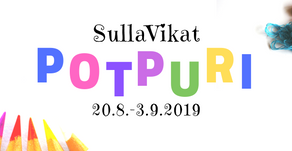 PÄTKIS: Potpuri 20.8.-3.9.2019