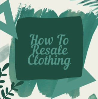 RESALE (IT'S OK TO LET GO!)
