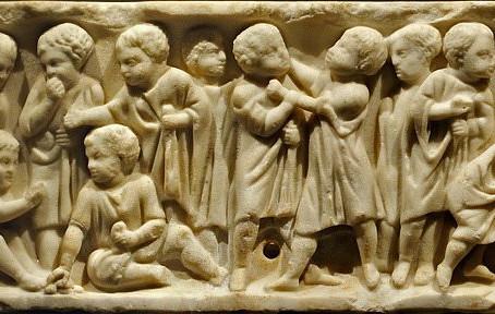 Crianças romanas: o que é possível saber sobre elas?