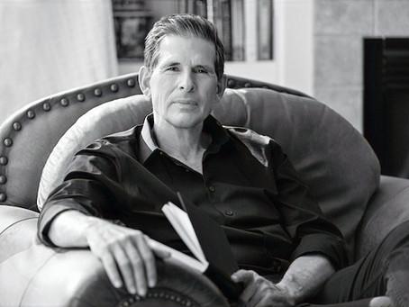 Robert Petterson, prolific author, storyteller, and culture changer