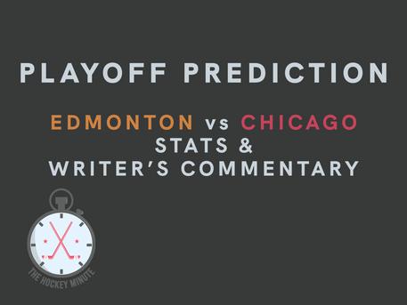 Edmonton Oilers vs Chicago Blackhawks Preview