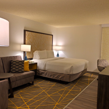 Holiday Inn La Mirada Renovation Nears Completion