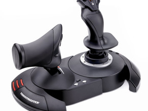 Tech Review: Thrustmaster T-Flight HOTAS X Joystick for PC and PS3