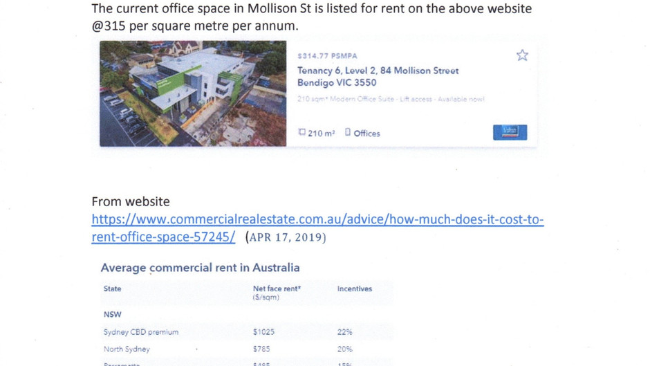 INDEPENDENT REVIEW EXPOSES $80M GOVHUB RENT SHOCK