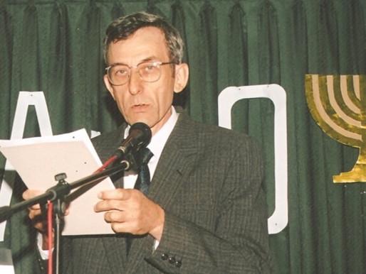 Рена Риф. «Центром Вселенной Леонида Нузброха стал Израиль»