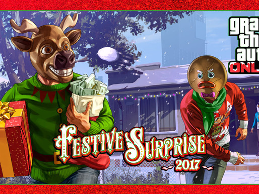 Festive Surprise 2017, Ubermacht Sentinel Classic and Occupy Adversary Mode Now in GTA Online