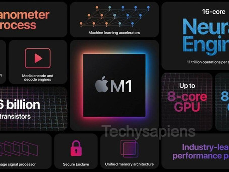 Apple silicon, new Arm-based chip - M1 | MacBook Air | no more Intel