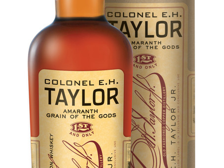 Buffalo Trace Announces the Release of Colonel E.H. Taylor Amaranth Grain of the Gods