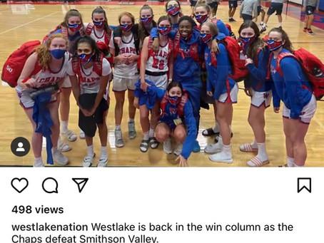 Westlake Chap Basketball Saturday