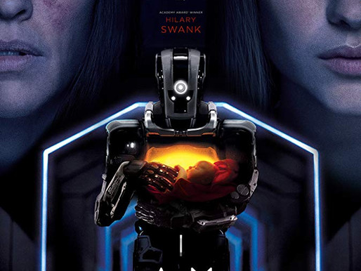 I Am Mother Netflix movie review