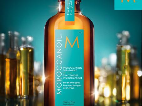 "Moroccanoil全球最夯美髮產品。""不能沒有他""的驚人魅力"