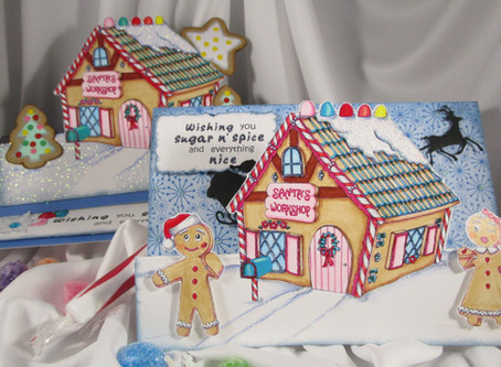 Holiday Gingerbread - 3235J