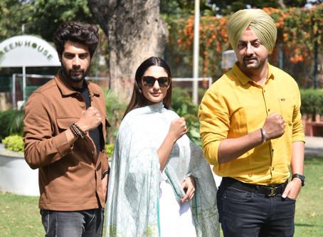 """Punjabi Singer #SINGGA as #VILLIAN in JORA The second Chapter"