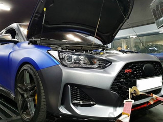 310BHP JS Veloster 1.6T - Turbo Upgrade
