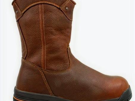 Pull On Work Boots Review - Timberland PRO Men's Helix Wellington Waterproof Steel Toe Work Boot