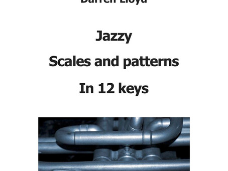 Jazzy patterns & scales PDF book