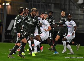 Amiens SC 1 - 1 DFCO : Pas si mal...