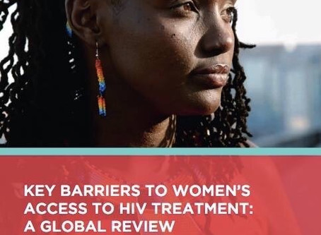Salamander Trust publishes a new report on barriers for women to access treatment