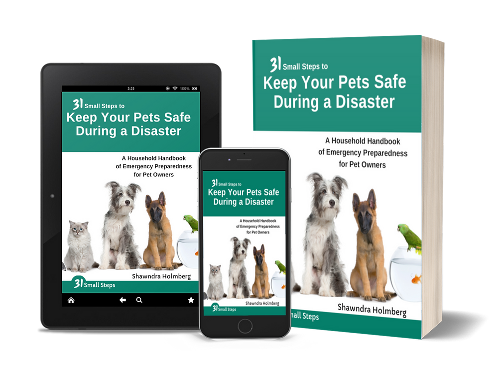 Pet Preparedness: A Household Handbook for Pet Owners