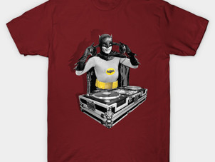 Holy Turntables, DJ Batman!