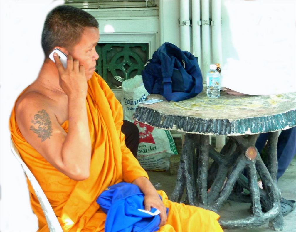 Buddha ou Business ?