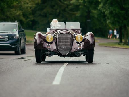 Redline Automotive Restorations Takes a Trip to The Greenbrier Concours d'Elegance