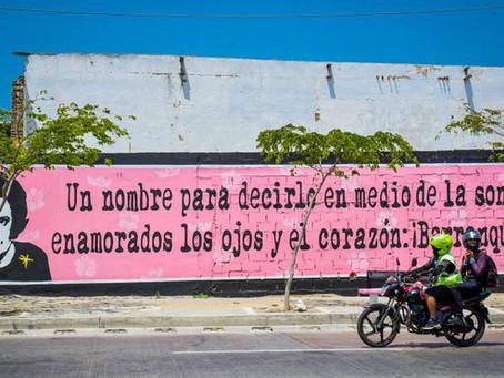 Barranquilla le brinda un homenaje a la poetisa colombiana, Meira Delmar