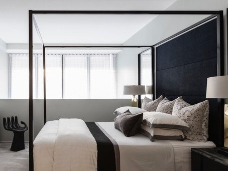 5 Steps to a tranquil and restorative bedroom