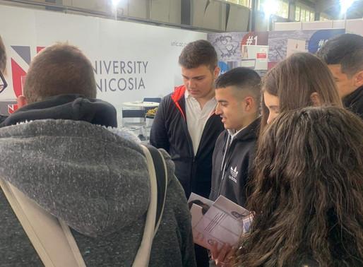 Επίσκεψη στην Εκπαιδευτική Έκθεση Κύπρου