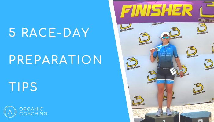 5 Race-Day Preparation Tips